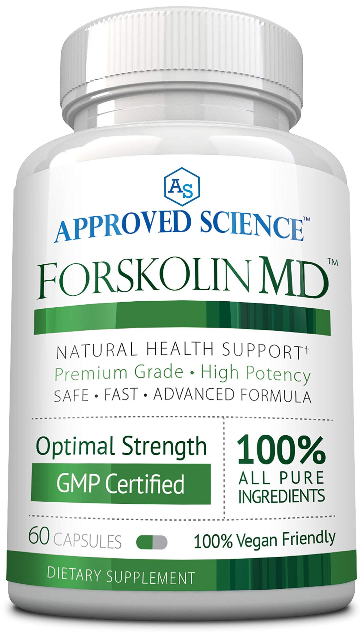 Forskolin MD - 1 Month Supply