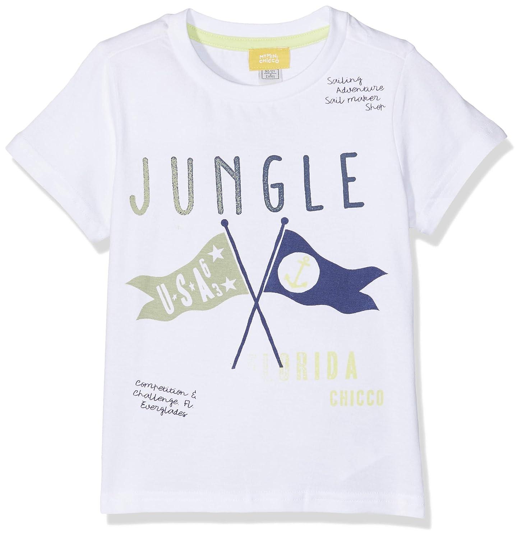 Chicco Baby Boys T-Shirt Manica Corta
