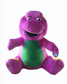 My Dinosaur Pal Barney Plush Toy Barney Stuffed Animal Amazon