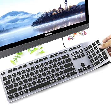 Amazon Com Keyboard Cover For Dell Km636 Wireless Keyboard Dell