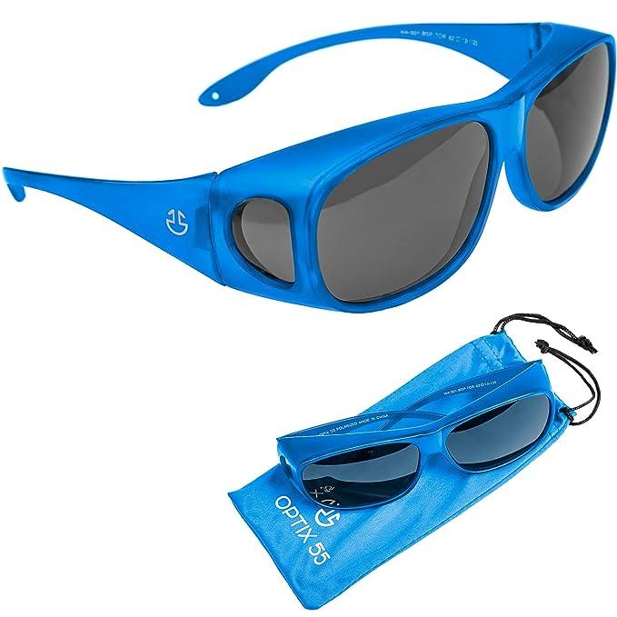 7ba8175e8d315 Amazon.com  Wrap Around Sunglasses