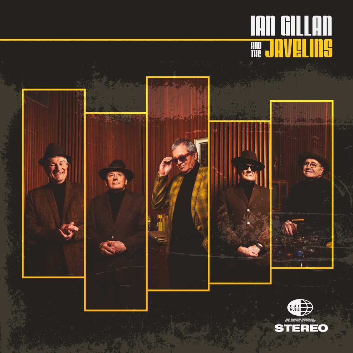 Vinilo : Ian Gillan - Ian Gillan & The Javelins (LP Vinyl)