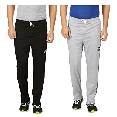TIRUPUR GUIDEFASHION Guide Fashion Cotton Men and Women Sports and Casual  Track Pants Pack of 2