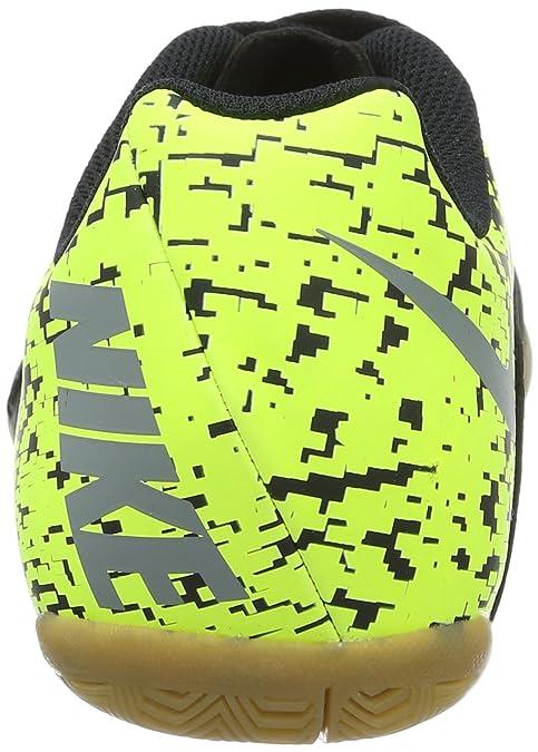 Amazon.com: Nike - Bombax IC JR - 826487007 - Color: Black - Size: 5.5: Shoes