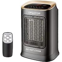 DFGOTOP Mini Calentador de Ventilador Cerámica de Baño