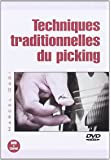 Dadi Marcel Techniques Traditionnelles Du Picking Guitar Dvd French