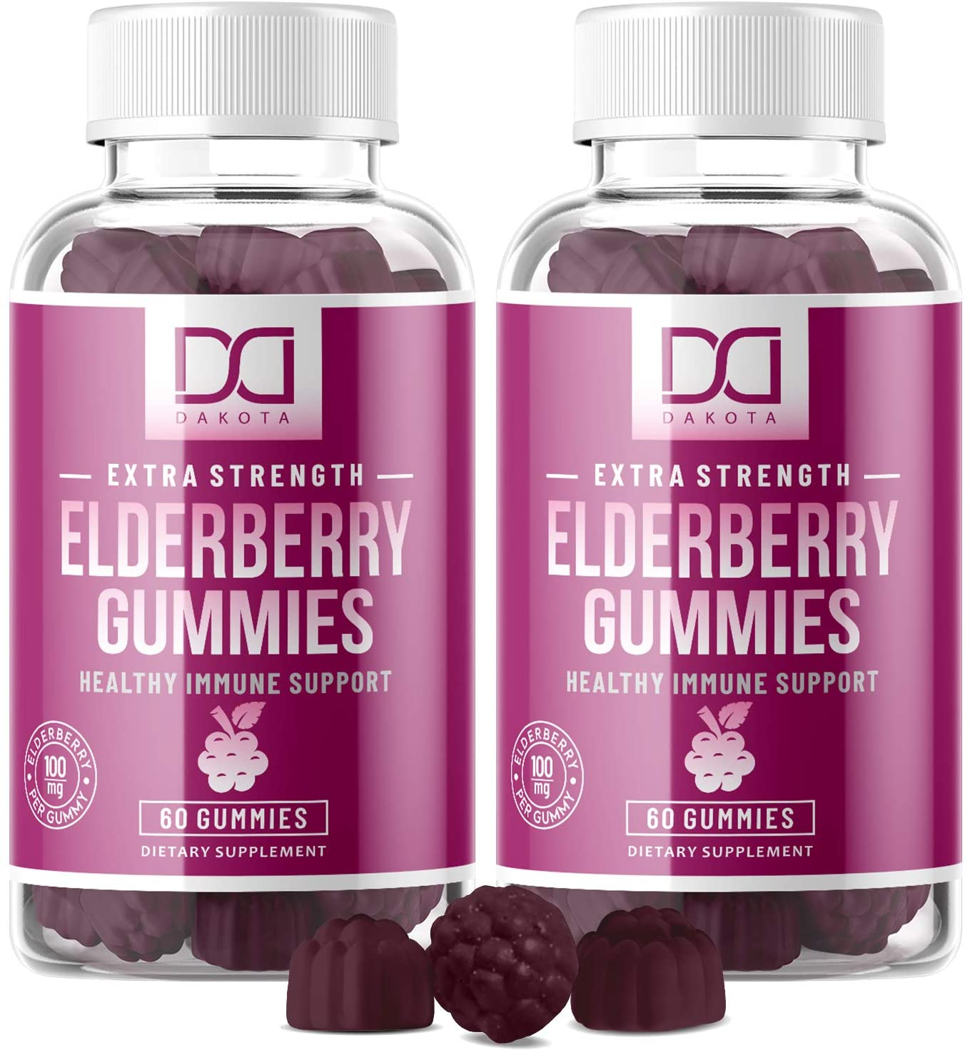 Elderberry Gummies Elderberry Extract