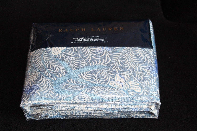 Amazon.com: Ralph Lauren Kaley Full/Queen Duvet Cover: Home ...