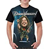 DABSON Dimebag Darrell Mens Tank Top Shirt White