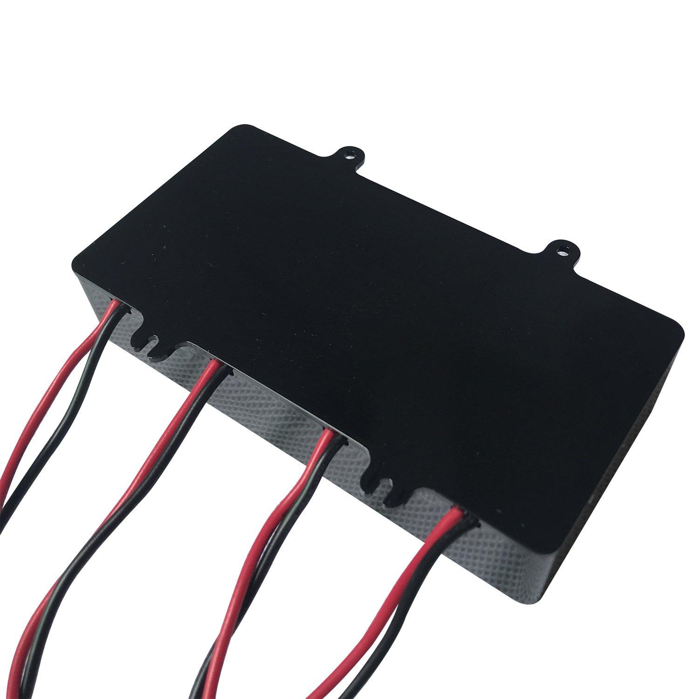 Amazon.com: KRXNY - Cargador de batería de 48 V máx. 4 ...