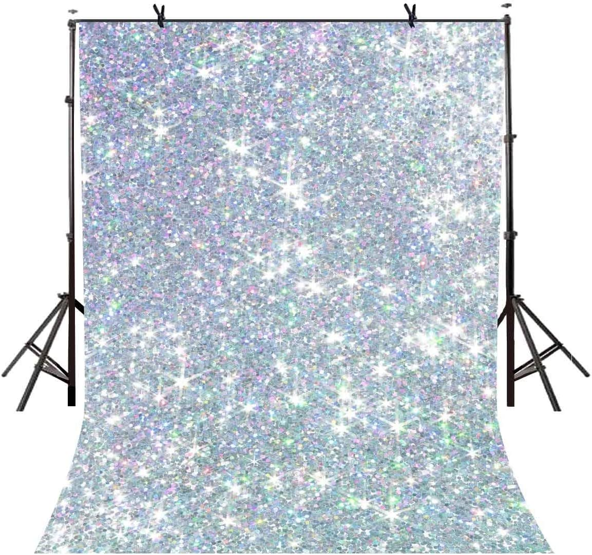 GoEoo 5x7ft Marble Backdrop Shiny Marble Simple Photography Backdrop Photo Studio Background Props LYGE868