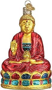 Old World Christmas Buddha