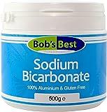 Baking Bicarbonate of Soda - 500g - Aluminium and Gluten free