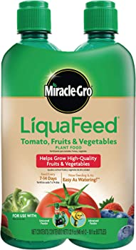Miracle-Gro High-quality Watering Fertilizer For Tomatoes And Peppers