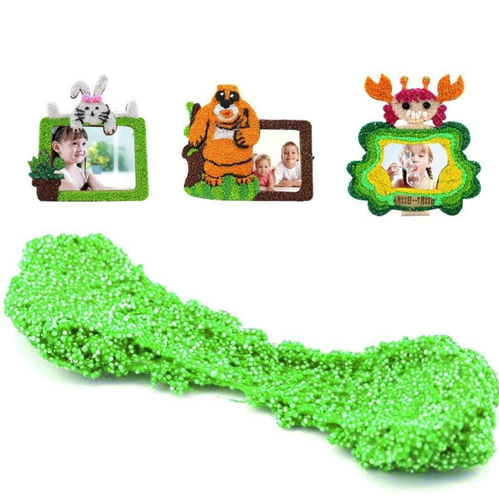 Pawaca Pelotas de Espuma para Slime, 15 Pack Pelotas de Espuma de poliestireno con 3 Slime Herramientas y Frutas Slice para Hacer Arte DIY Craft: Amazon.es: ...