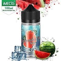 IMECIG 100ml E líquido Ice Sandía Liquido Vaper