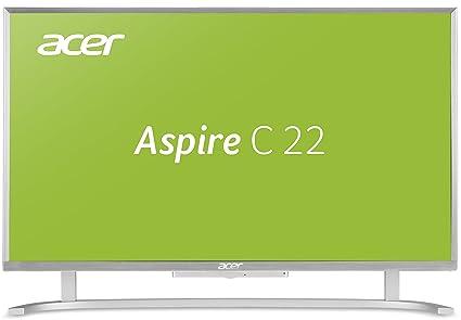 Acer Aspire C22-760 2.3GHz i3-6100U 6ª generación de procesadores Intel®