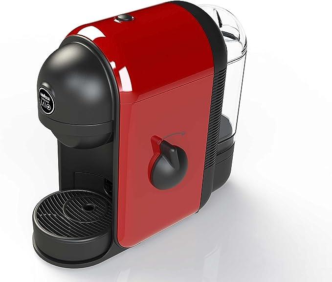 Lavazza A Modo Mio - Cafetera de cápsulas, 1250 W, color rojo ...