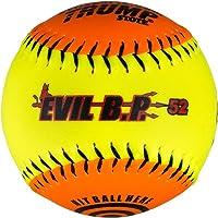 "Half Dozen Evil Bp 12"" Softballs 52 cor 300 Compression AK Evil BP52 6 Balls"