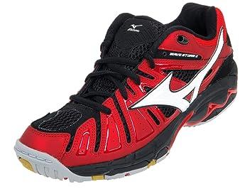 Zapatillas de balonmano Mizuno Wave Storm 2 - Talla 40 EU: Amazon.es: Deportes y aire libre