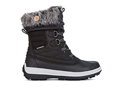 80de2f3a585 Yellow Shoes - Chalet Star MID - Womens Winter Boots - Black - Size   10