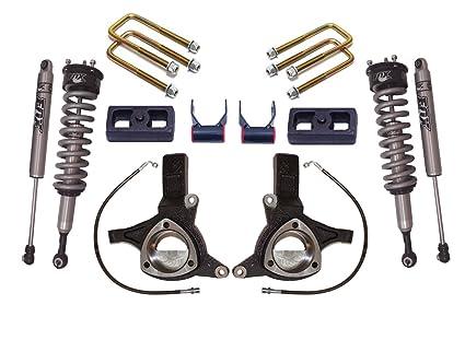 Fox Suspension Lift Kits >> Amazon Com Maxtrac K881575f Suspension Lift Kit 7 In Lift Incl