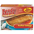 Ready Meals, Beef Stuffed Cabbage Rolls in Gravy – Gluten, Dairy, Soy and Egg Free - No Preservatives - Glatt Kosher (2 Rolls, 12 ounce - Pack of 12)