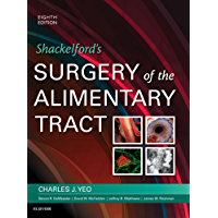 Shackelford's Surgery of the Alimentary Tract, E-Book (Shackelfords Surgery of the Alimentary Tract)