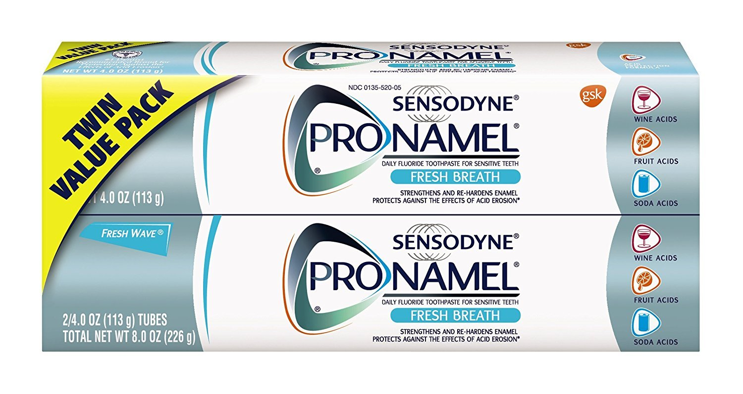 Sensodyne ProNamel Fresh Breat...