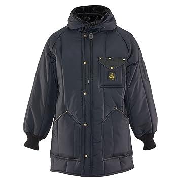 Amazon.com: RefrigiWear Men's Iron-Tuff Ice Parka Jacket: Sports ...