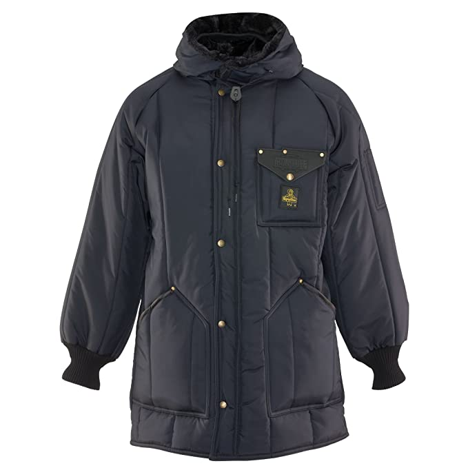 Ice Insulated Water Refrigiwear With Hood Iron Parka Coat Resistant Men's Tuff cqRjL345A