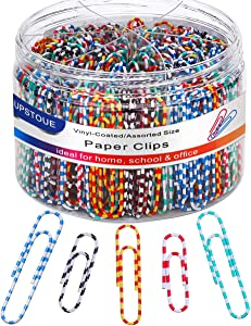 Paper Clips, Medium & Large (1.1