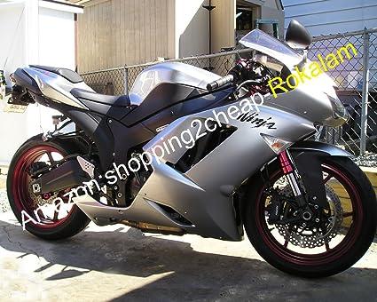 Juego de carenado de motocicleta Ninja ZX 6R para Kawasaki ...