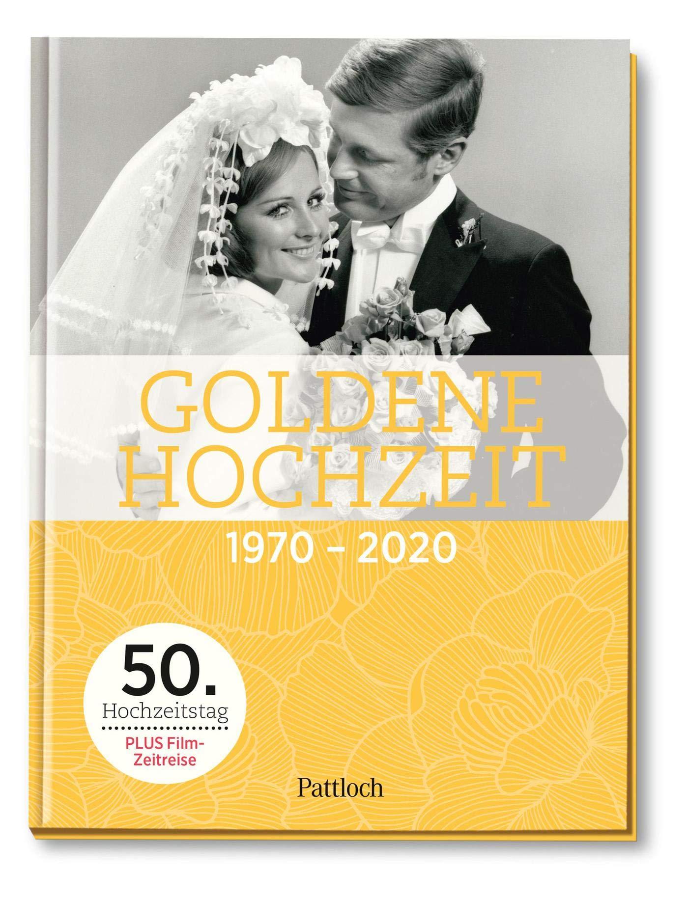 Goldene Hochzeit 1970 2020 Amazon De Bucher