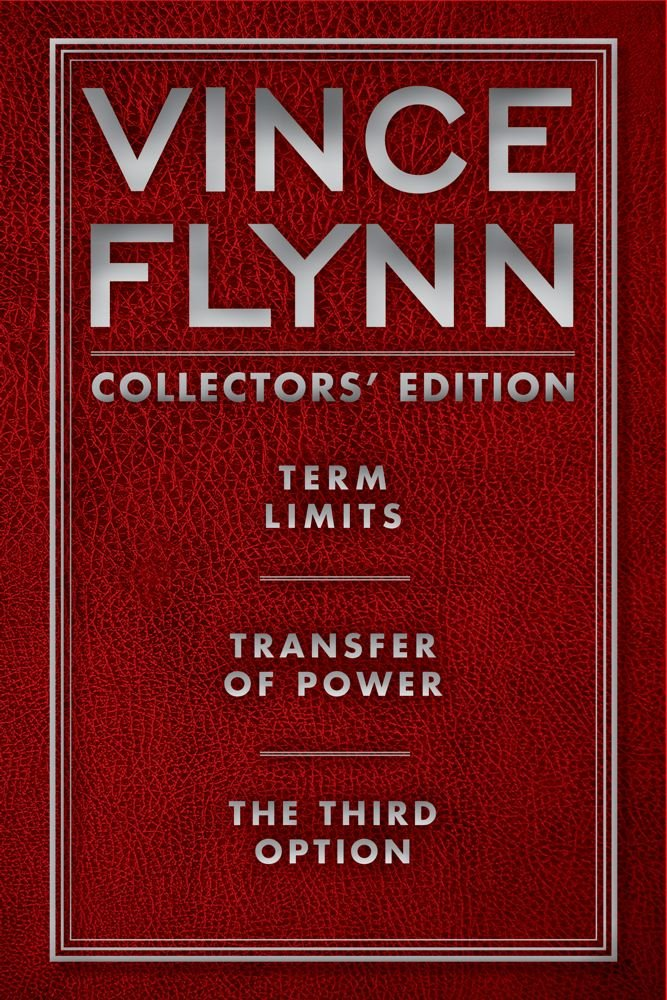 Download Vince Flynn Collectors' Edition #1: Term Limits, Transfer of Power, and The Third Option pdf