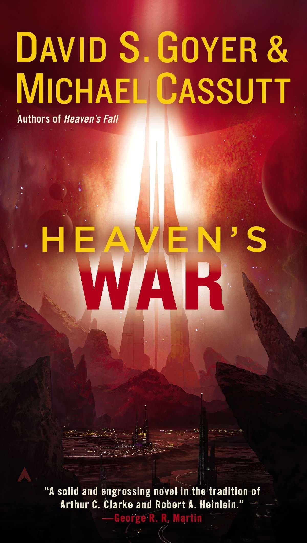 Download Heaven's War (Heaven's Shadow) pdf epub