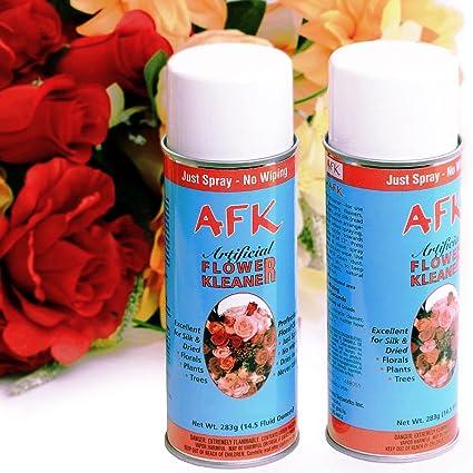 Amazon larksilk artificial flower kleaner 2 145 oz larksilk artificial flower kleaner 2 145 oz artificial plant cleaner spray and dried flower spray mightylinksfo
