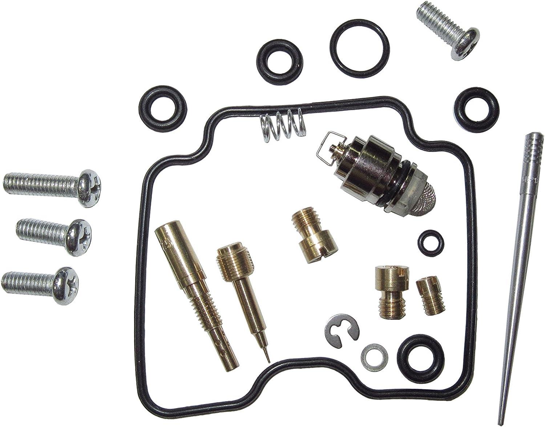 2007-2014 Yamaha Grizzly YFM450 IRS Front Wheel Bearing and Seal Kit Set 2