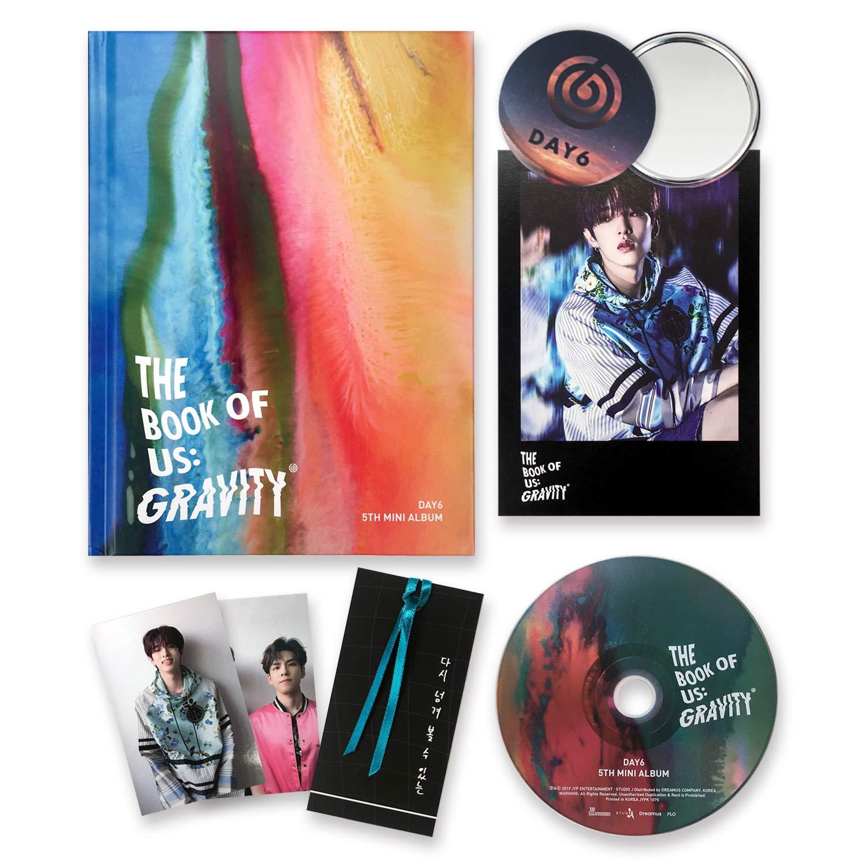 DAY6 - DAY6 5th Mini Album - The Book Of Us : Gravity [ MATE