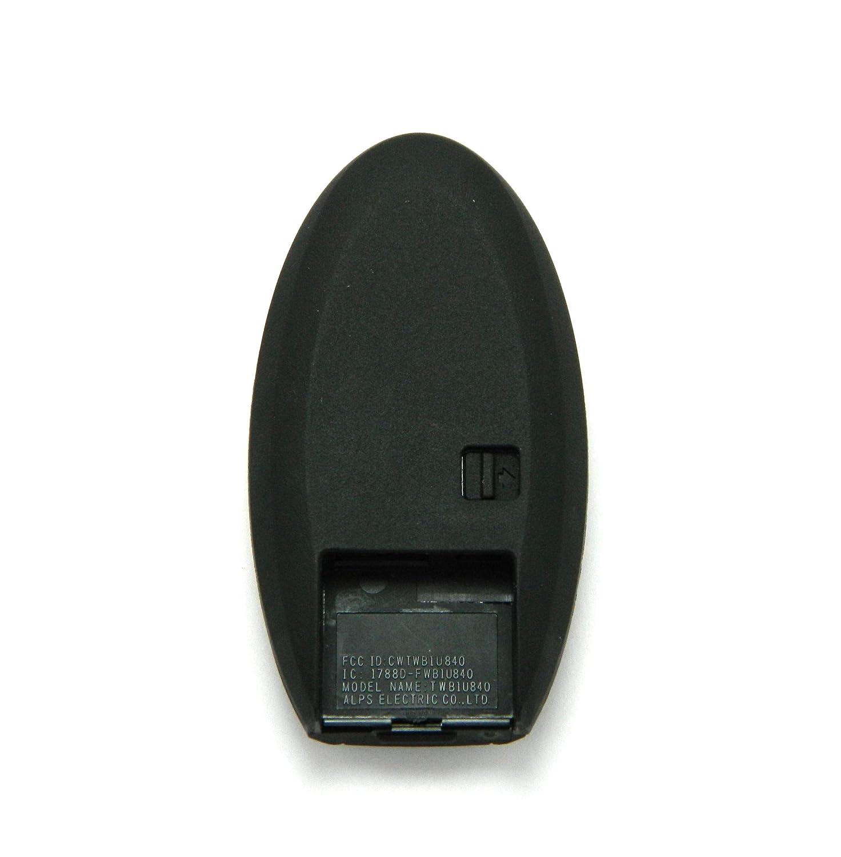 NISSAN CWTWB1U840 Factory OEM KEY FOB Keyless Entry Remote Alarm Replace