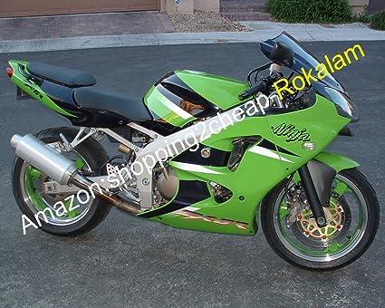 Para Kawasaki NINJA ZX6R 2000 2001 2002 ZX 6R ZX-6R ZX 6 R ...