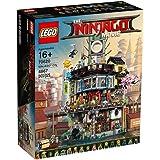 Lego Ninjago City 70620 The Ninjago Movie 4867 pieces