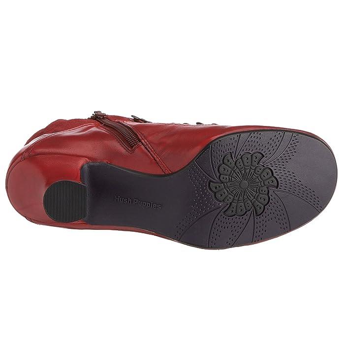Vivianna, Boots femme - Rouge (Red/Multi), 36 EU (3 UK) (5 US)Hush Puppies