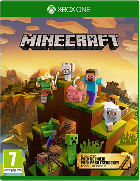 Minecraft Master Collection: Microsoft: Amazon.es: Videojuegos