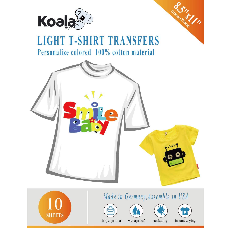 130b9b988 Avery T Shirt Transfers For Inkjet Printers 3275 – EDGE Engineering ...