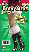 Forum Novelties Women's Sexy Santa Fur Boot Cuffs