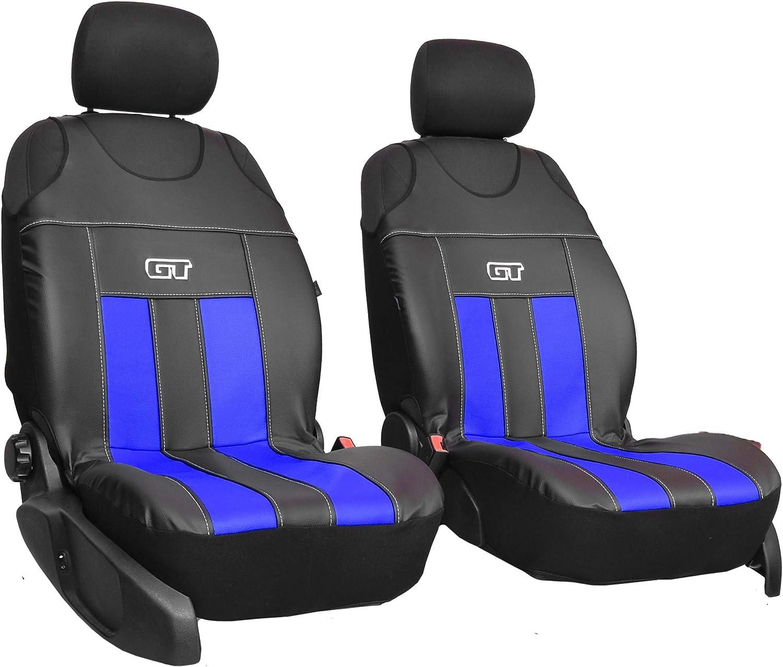 Compatible avec Honda HR-V. Housse de si/ège en Cuir synth/étique GT