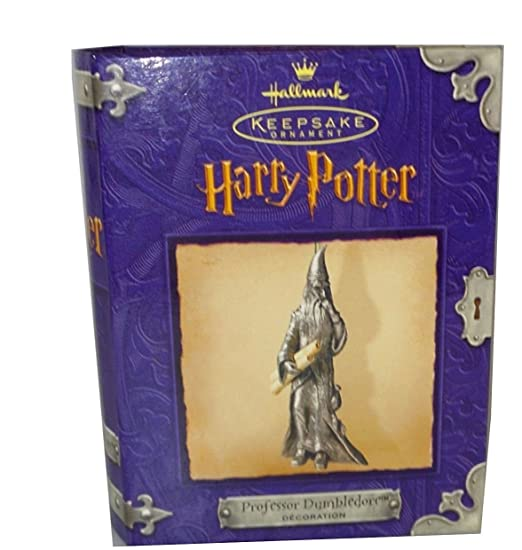 Hallmark Keepsake Ornament Harry Potter - Professor Dumbledore Decoration