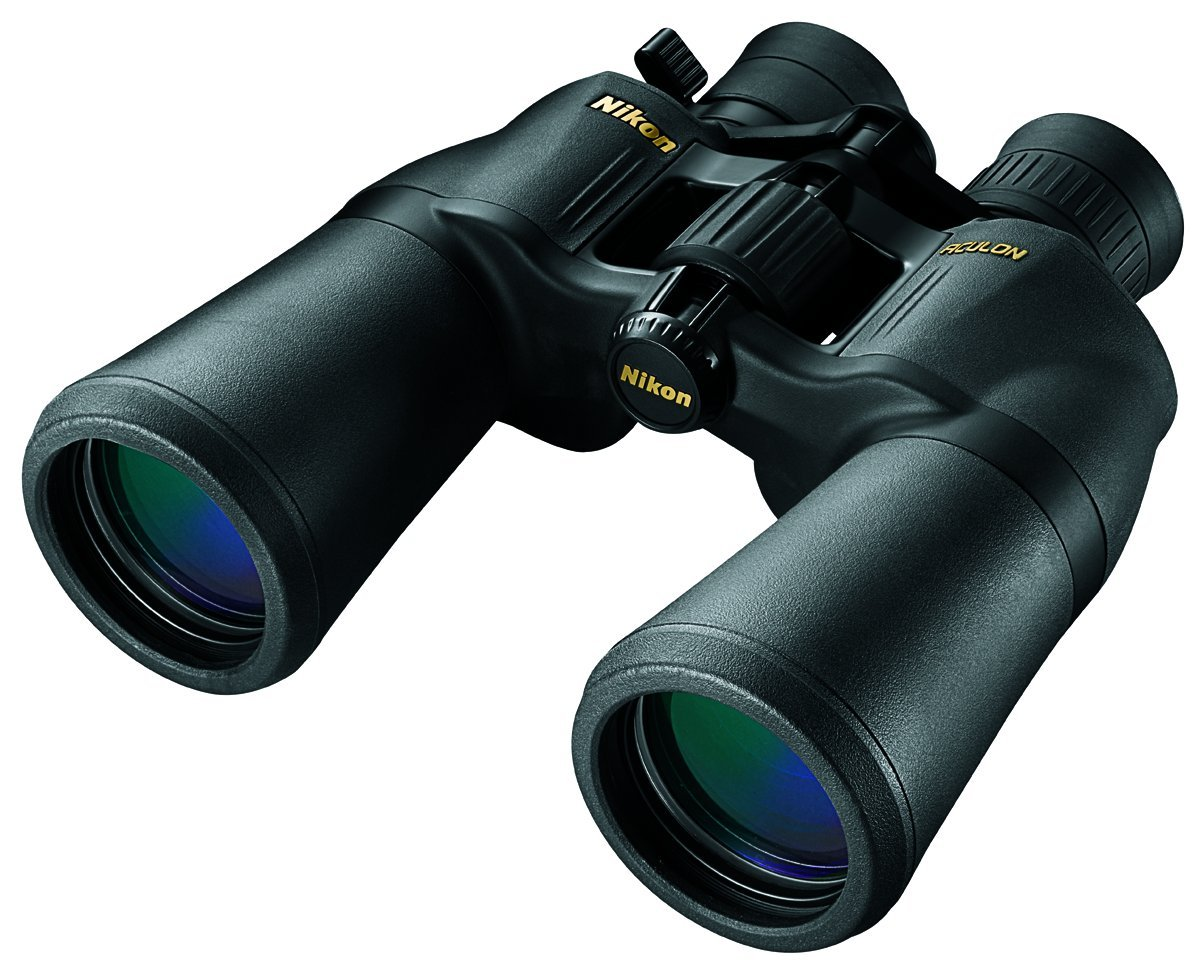 Nikon 8252 ACULON A211 10-22x50 Zoom Binocular (Black) by Nikon