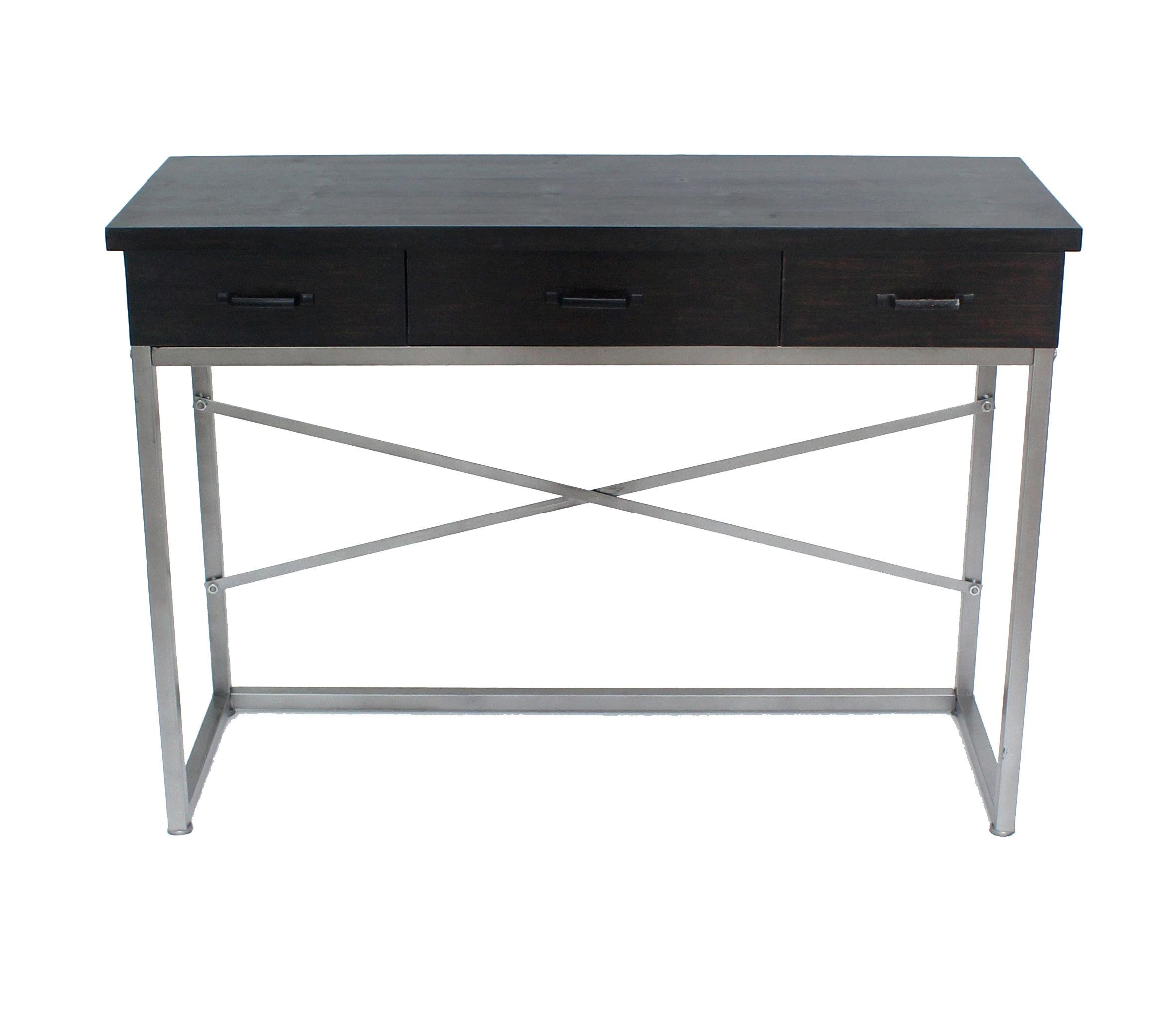 Teton Home 3 Drawer Console Table - AF-112